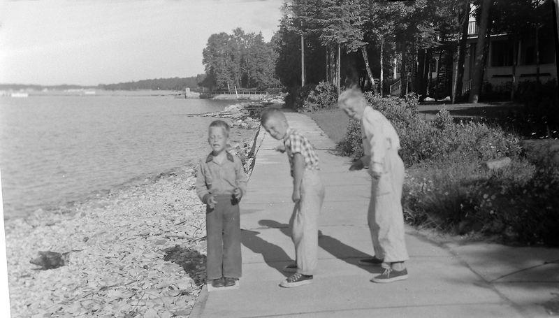 #217 Winston-Malcolm-Kenyon Stebbins Roaring Brook 4 July'53