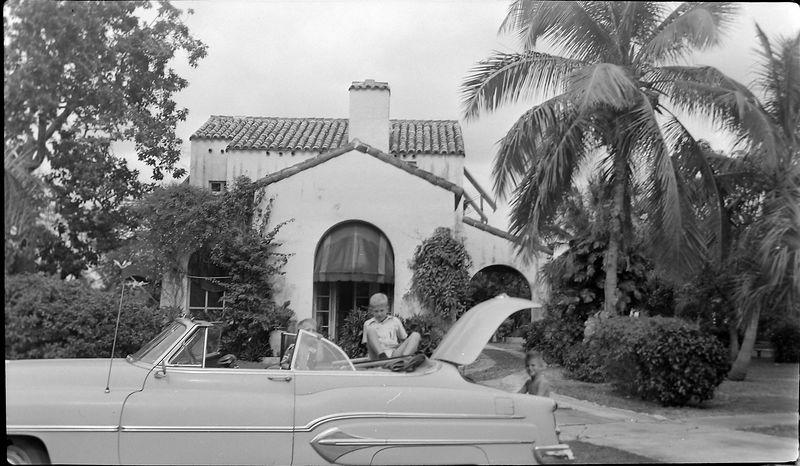 #157 Kenyon-Winston-Malcolm Stebbins 915 Castile Coral Gables Feb'53