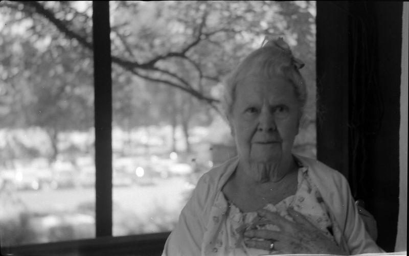 #171 Anna Bergoyne Stebbins 109 N Walnut June'56