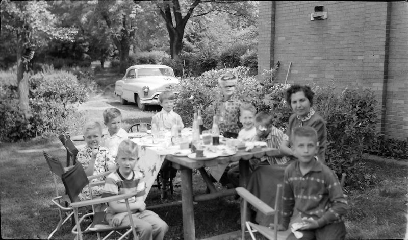 #103 Kenyon Stebbins' Birthday Party 1710 MRD 4 June'55