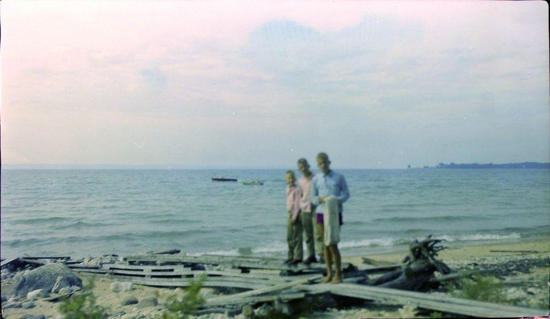 #241 Kenyon-Malcolm-Winston Stebbins Roaring Brook Sept'56