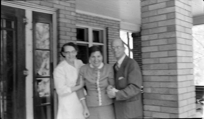 #164 Mrs Copland Virginia&Rowland Stebbins 1710MRD 8 April 1956