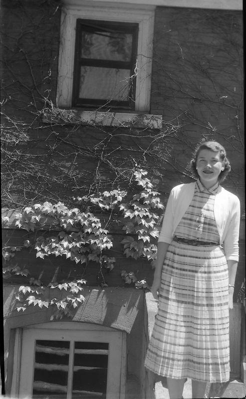 #16 Marilyn Stebbins 109 N Walnut Lansing June'54