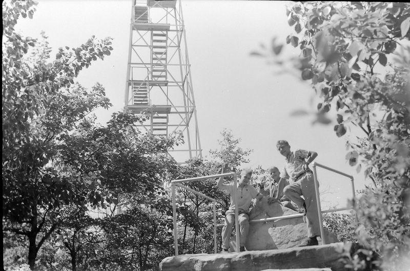 #220 Malcolm-Kenyon-Winstron Stebbins Mt Davis 29 June'56