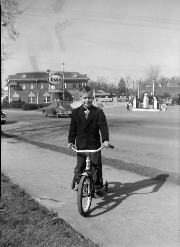 #88 Kenyon Stebbins Bristol Tenn Penn Ct  apts Spring'55