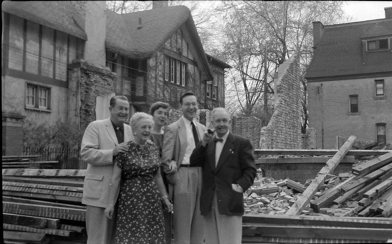 #170 Stowell& Marie - Jackie& James - Francis Stebbins June'56