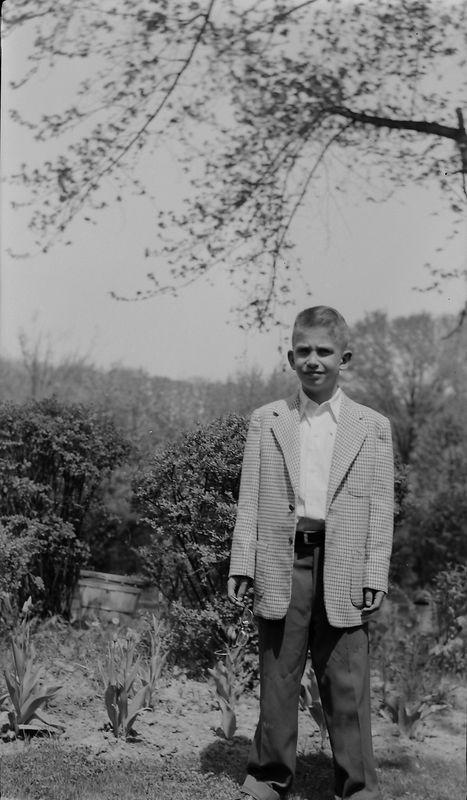 #63 Malcolm Stebbins age 9 1710 MRD Spring'55