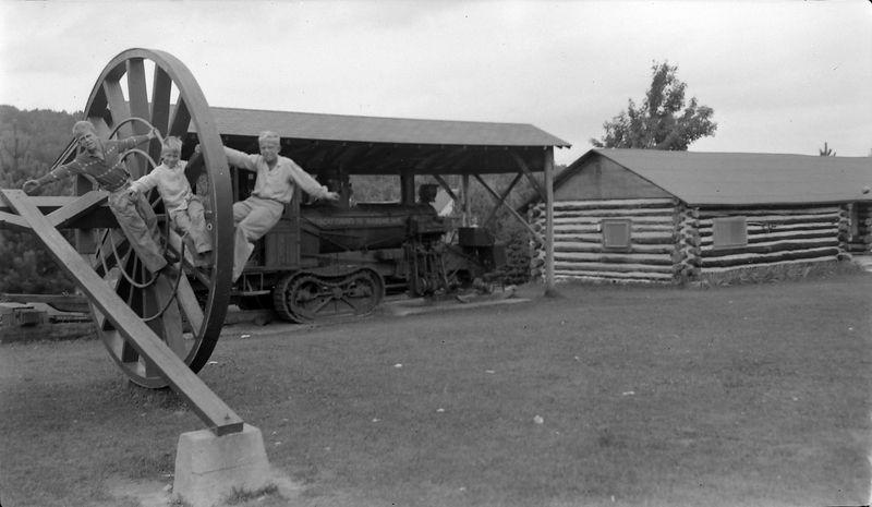 #123 Malcolm-Kenyon-Winston Stebbins Where 26 Aug'55