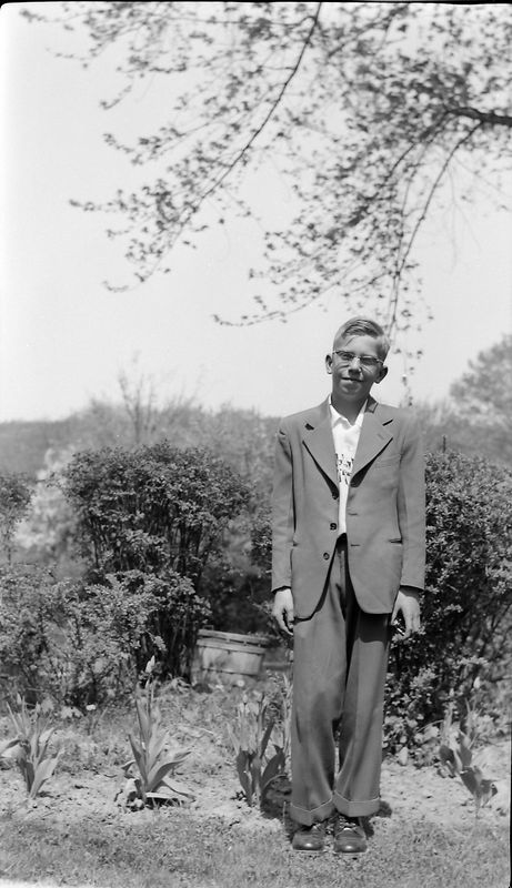 #64 Winston Stebbins age 11 1710 MRD Spring'55