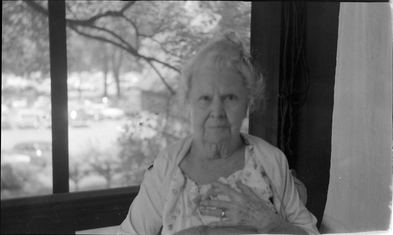 #174 Anna Bergoyne Stebbins 109 N Walnut June'56