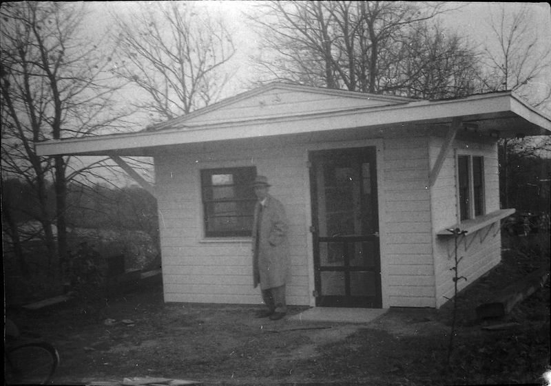 #13 Eaton Shores Campout Jolly Rd Lansing Nov'56