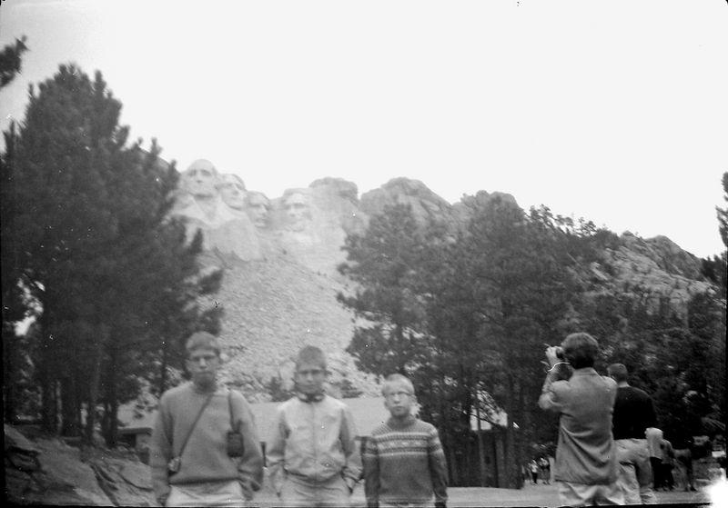 #90 Win-Mal-Ken Stebbins Mt Rushmore 25 Aug'57