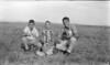 #102 Win-Mal-Ken Stebbins atop Black BUtte ND 27 Aug'57
