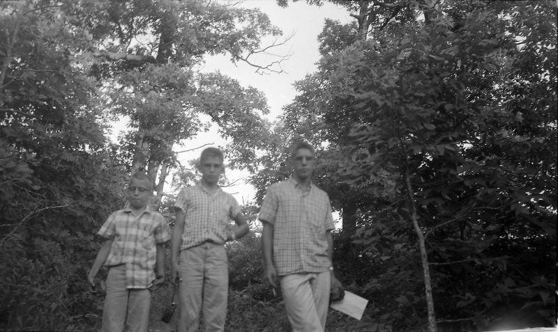 #213 Winston-Malcolm-Kenyon Stebbins Magazine Mt Ark 20 June'58