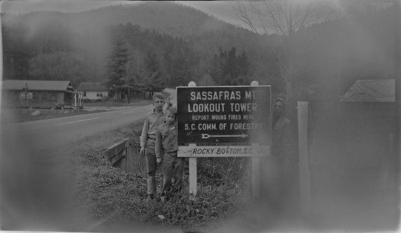 #27 Mal-Ken-Win Sassafrass Mt S Carolina 19-Dec'56