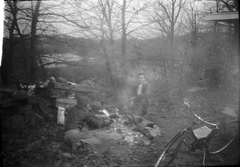 #11 Eaton Shores Campout Jolly Rd Lansing Nov'56