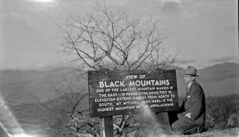 #20 Black Mt N Carolina 16-Dec'56