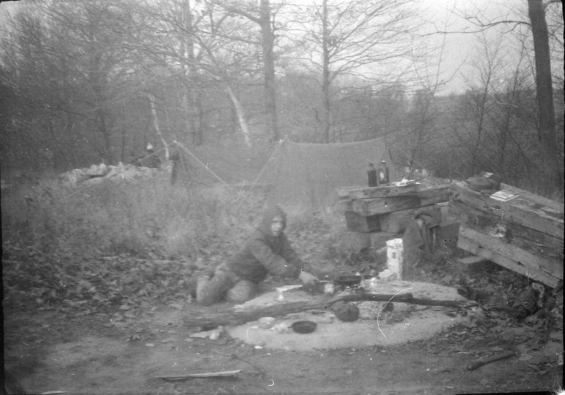 #15 Eaton Shores Campout Jolly Rd Lansing Nov'56