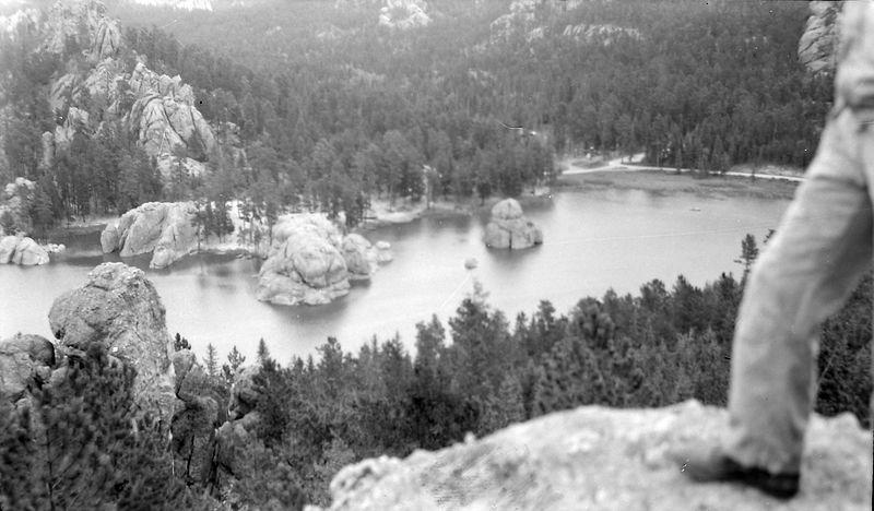 #84 Sylvan Lake S Dakota 26 Aug'57