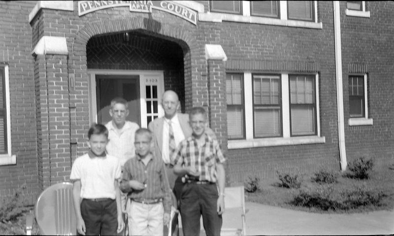 #193 WInston-Malcolm-Kenyon Rowland Stebbins & Buddy Robinson 18 June'58
