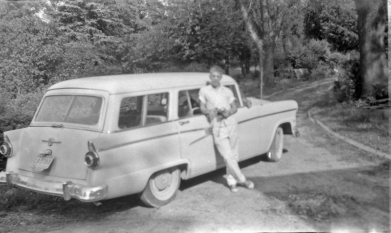 #176 Winston Stebbins & Ford's last day 11 June'58