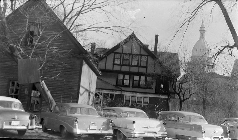 #33 back of 109 N Walnut Spring'57