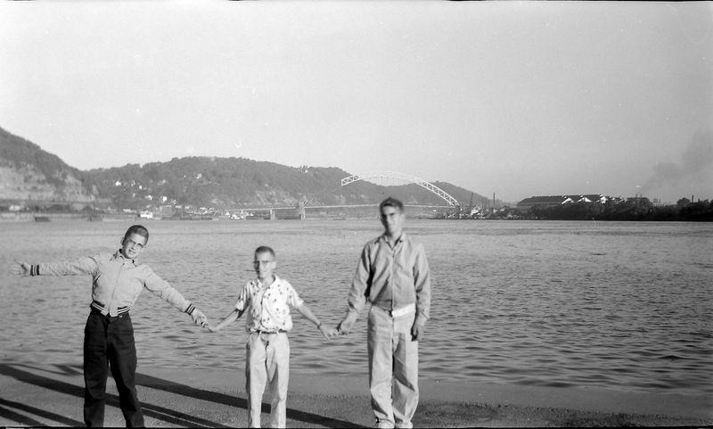#186 WInston-Malclm-Kenyon Stebbins Pittsburg PA Golden Triagle 16 June'58