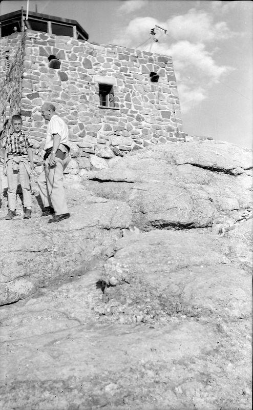 #98 Malcolm&Rowland Stebbins Harney Peak S Dakota 25 Aug'57