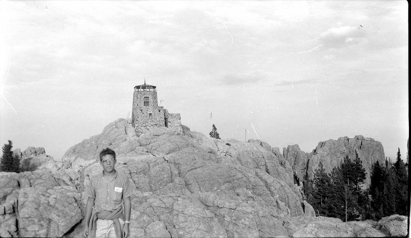 #94 Winston Stebbins Harney Peak S Dakota 25 Aug'57
