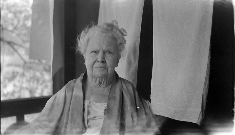 #1 Anna Bergoyne Stebbins 190 N Walnut Lansing MI Nov'56