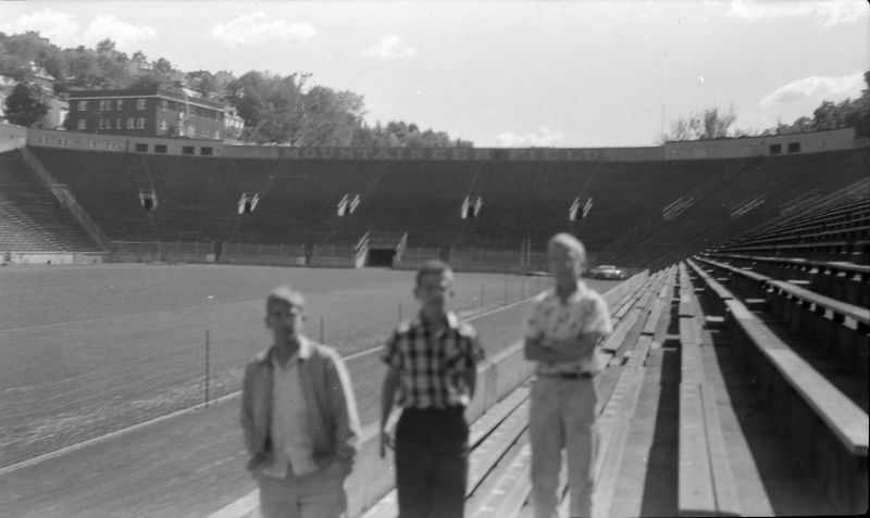 #192 WInston-Malcolm-Kenyon Stebbins U of W Va 16 June'58