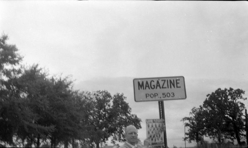 #211 Rowland Stebbins Magazine Ark 20 June'58