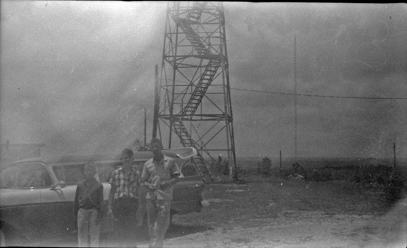 #207 Winston-Malcolm-Kenyon Stebbins Woodall Mt Penn 19 June'58