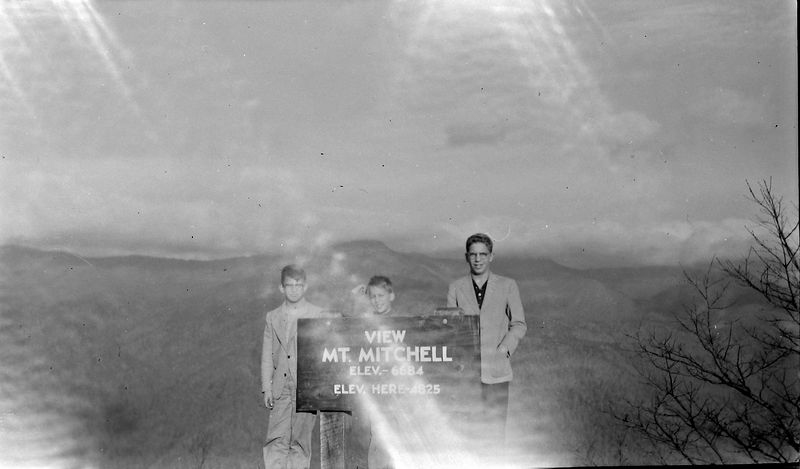 #21 Mt Mitchell N Carolina 19-Dec'56