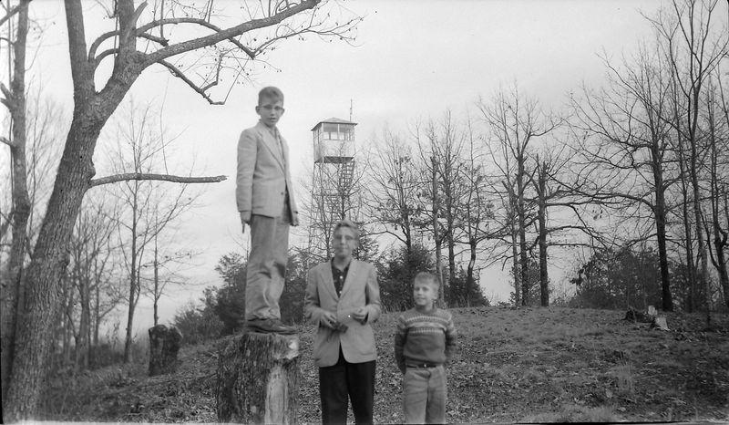 #26 Mal-Ken-Win Sassafrass Mt S Carolina 19-Dec'56
