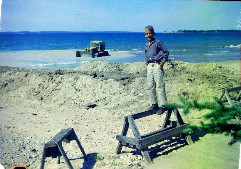 #140 Kenyon Stebbins Roaring Brook May'59