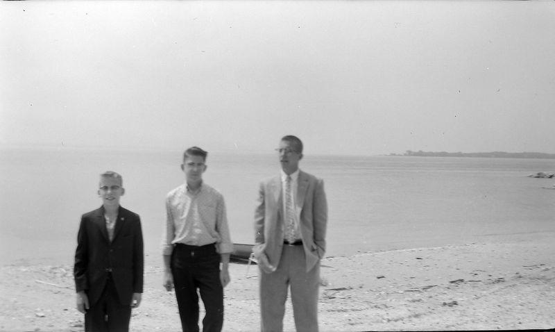 #240 Kenyon-Malcolm-Winston Stebbbins Roaring Brook 29 May'60