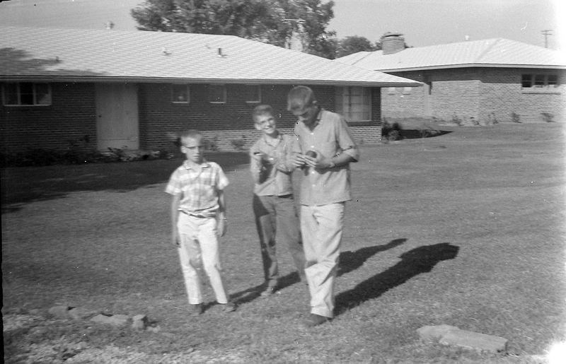 #38 Winston-Malcolm-Kenyon Stebbins Barletsville Okla Anne's Old House 1 July'58