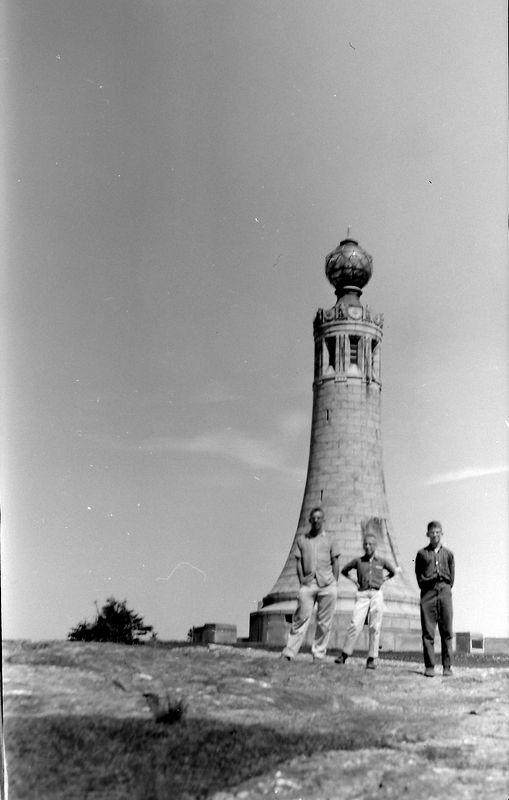 #159 Winston-Malcolm-Kenyon Stebbins Mass highpoint 9 July'59