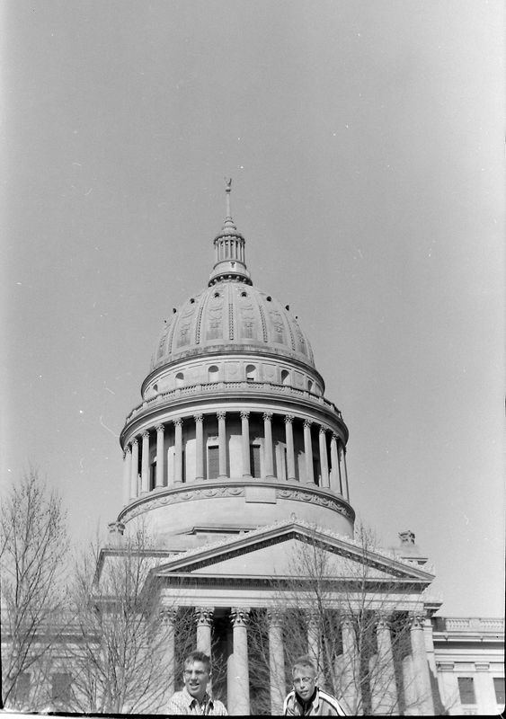 #134 Winston-Kenyon Stebbins Charlestown W Va March'59