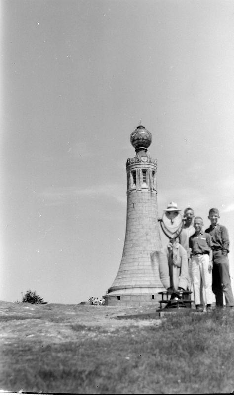 #162 Winston-Malcolm-Kenyon Stebbins Mass highpoint 9 July'59