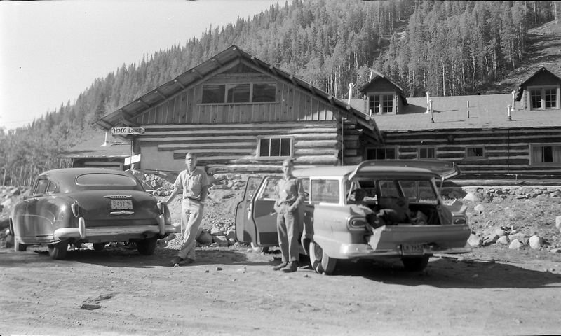 #18 Winston-Malcolm StebbinsTaos Ski Valley Honda Lodge 28 Dec'58