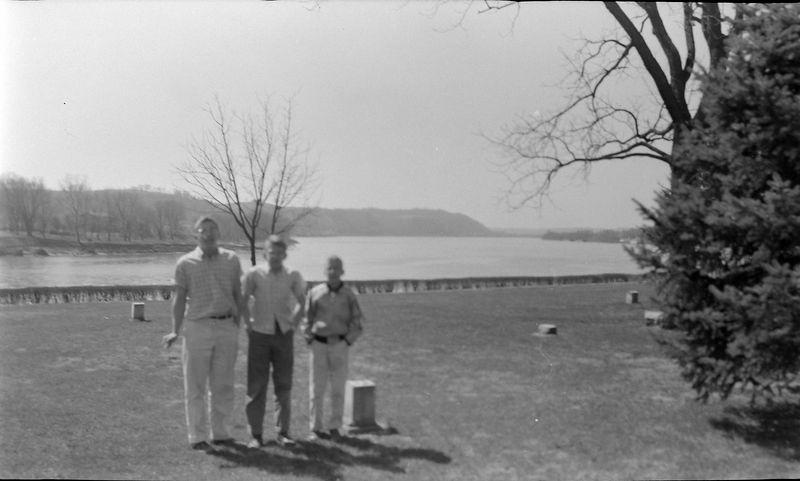 #132 Winston-Malcolm-Kenyon Stebbins Kanahwa & Ohio Rivers March'59