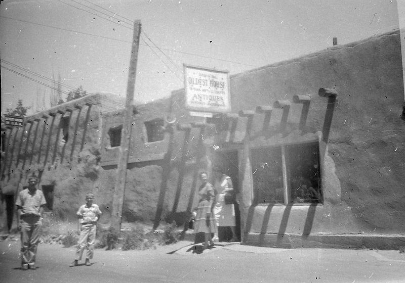 #18 Winston-Kenyon Stebbins Santa Fe N Mex 27 June'58