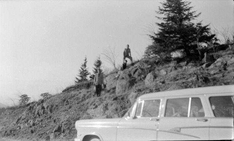 #8 Winston-Malcolm-Kenyon Stebbins Mt Mitchell 16 Dec'56