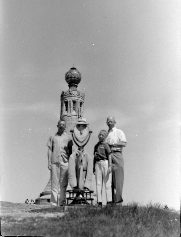 #158 Winston-Kenyon-Rowland Stebbins Mass Highpoint 9 July'59