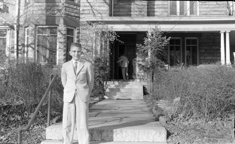 #89 Malcolm Stebbins Columbus Ohio Dec'58