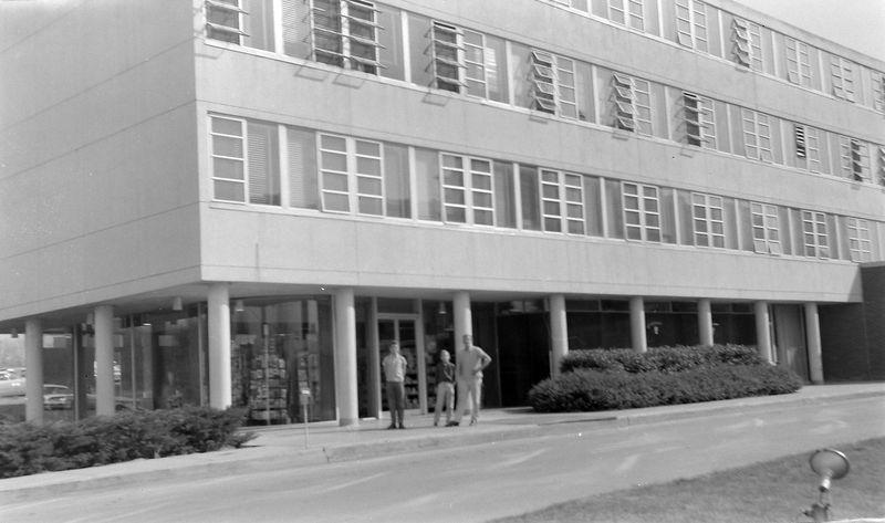 #137 Bristol Memorial Hospital Winston-Malcolm-Kenyon Stebbins March'59