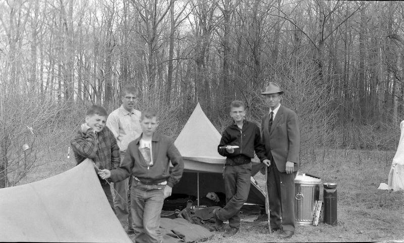#95 Rowland Randall&Winston&Ed Dewitt& Malcolm&Clark Farm 4 Apr'59