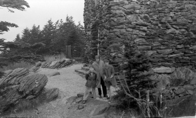 #5 Winston-Malcolm-Kenyon Stebbins Mt Mitchell 16 Dec'56